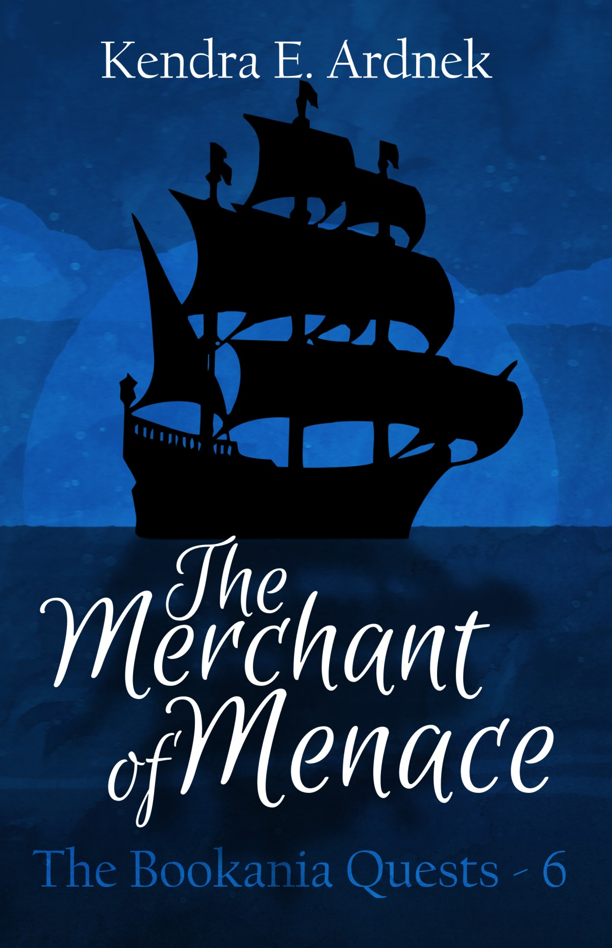 The Merchant of Menace by Kendra E. Ardneck – Cover Reveal!!